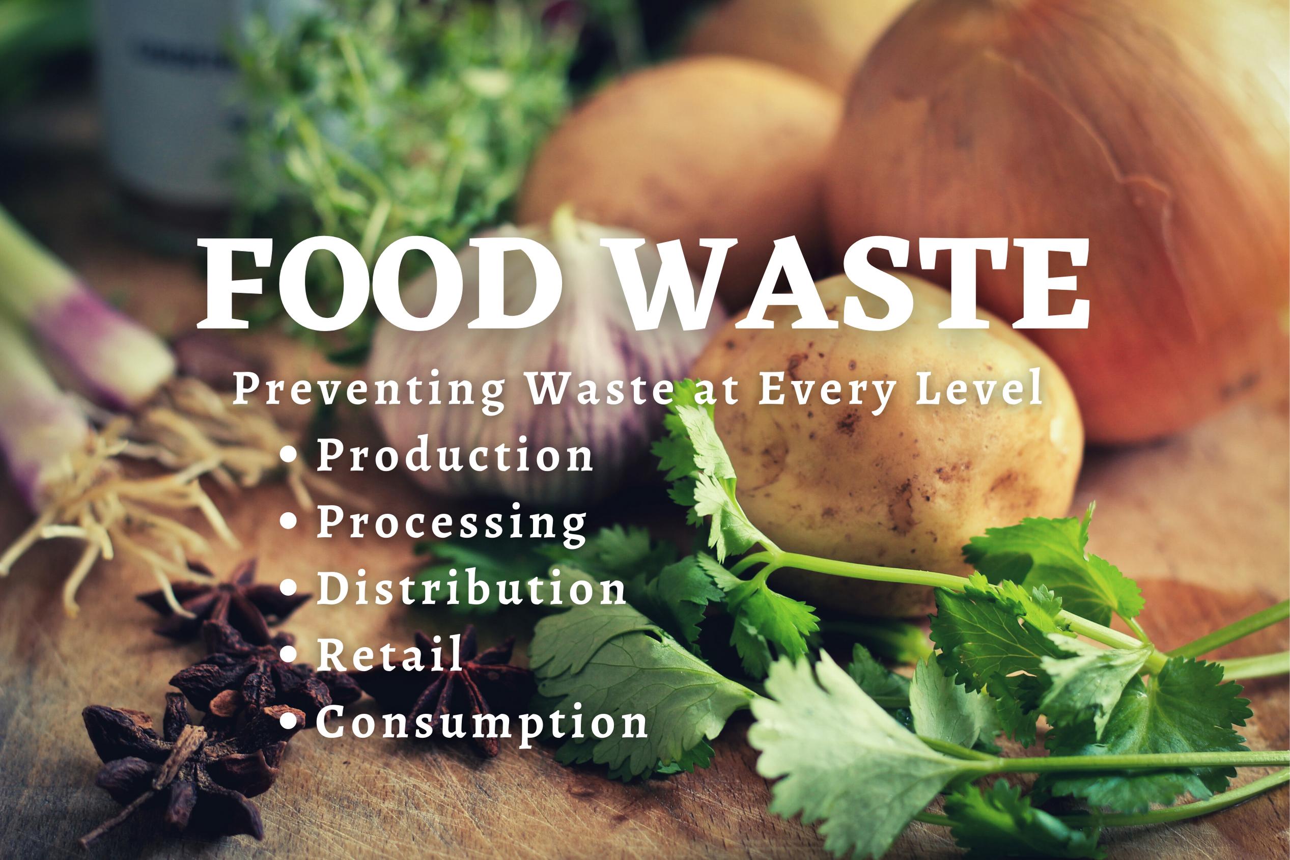 Departments - Food Waste